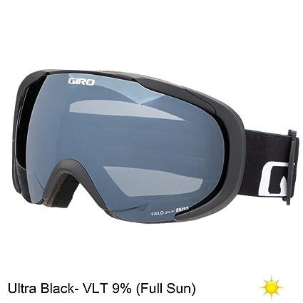 ed658488060 Amazon.com   Giro Field Goggle - Women s Black Wordmark Frame with ...