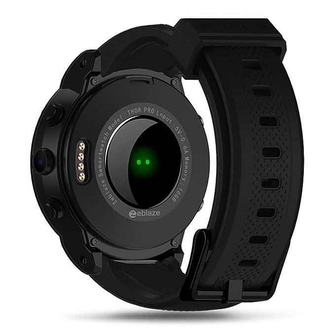 Zeblaze Thor PRO 3G GPS WIFI Smartwatch Android 5.1 MTK6580 Quad Core 1GB 16GB 2.0 MP GPS WIFI Smartwatch Android 5.1 MTK6580 Quad Core 1GB 16GB 2.0 ...