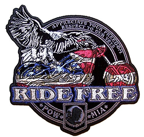 Respect for Our Vets - Pow Mia Motorcycl - Motorcycle Biker Eagle Jacket Shopping Results