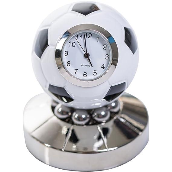 Reloj Miniatura - Fútbol - Vintage Reloj - coleccionistas Reloj con caja de regalo de calidad: Amazon.es: Relojes