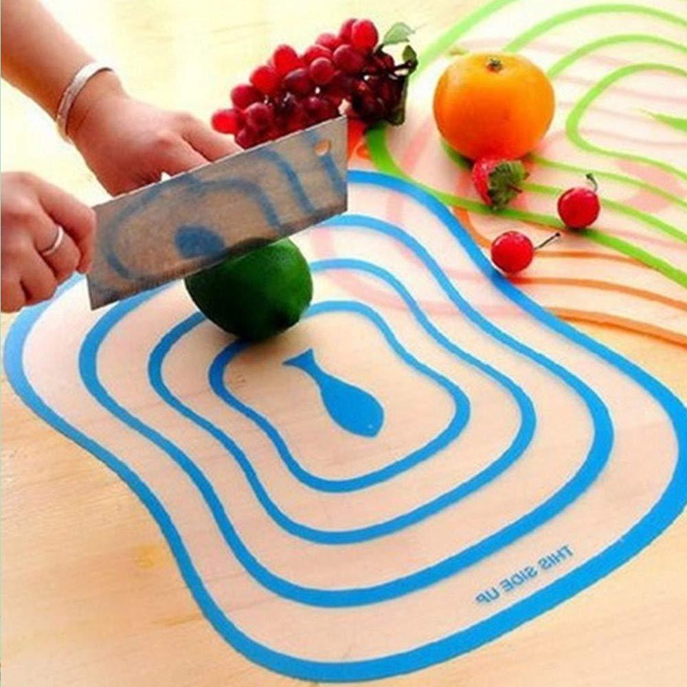 JonerytimeFat Scrub Category Cutting Board Non - Slip Fruit Rubbing Panel Kitchen (L) by Jonerytime_Home & Garden (Image #2)