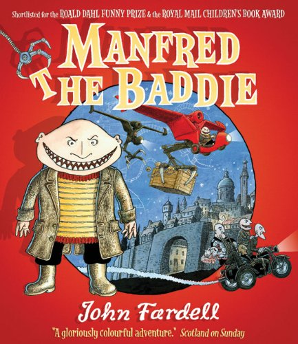 Read Online Manfred the Baddie ebook