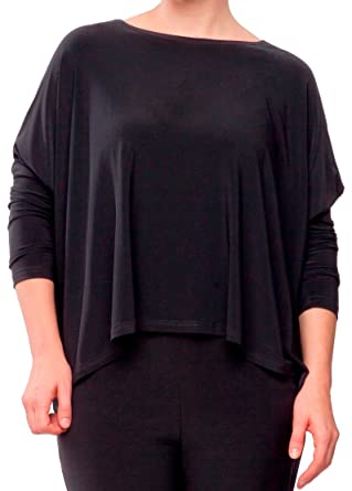f284f800 Sympli Womens Cinch Top Long Sleeves at Amazon Women's Clothing store: