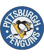 Fanmats NHL Pittsburgh Penguins Nylon Rug