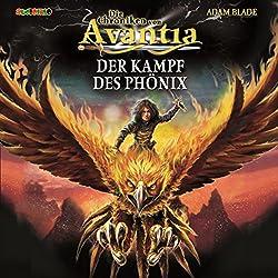 Der Kampf des Phönix (Die Chroniken von Avantia 1)