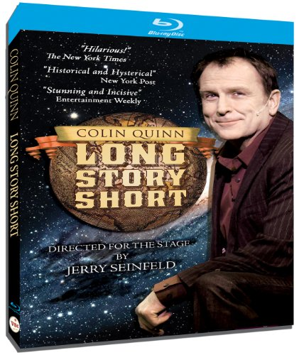 Quinn, Colin - Long Story Short [Blu-ray]