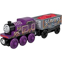 Thomas & Friends Wood Ryan Engine & S.C. Ruffey Cargo Set, ryan & s.c.ruffey (GGH26)