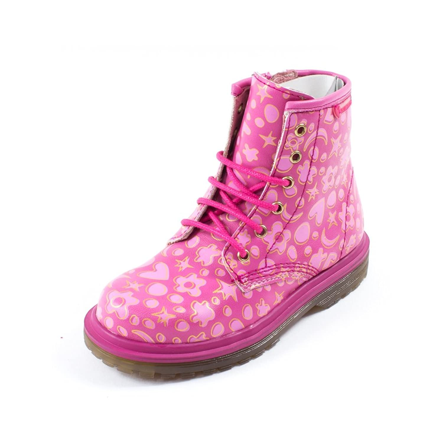 Agatha Ruiz de la Prada Bottines Fille Rose 141968B