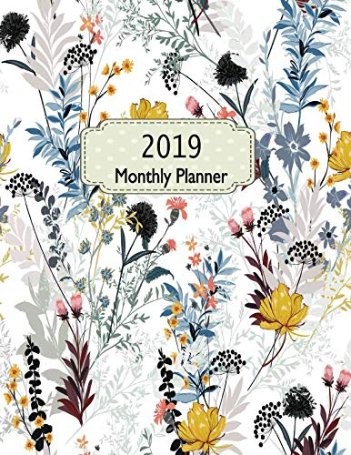 : 15 Monthly Schedule Organizer Calendar Appointment Oct 2018 To Dec 2019 With Notes ()