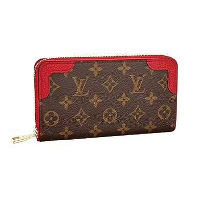 d4a19dbe6998c Louis Vuitton Monogram Zippy Wallet Retiro Cherry Article: M61854 ...
