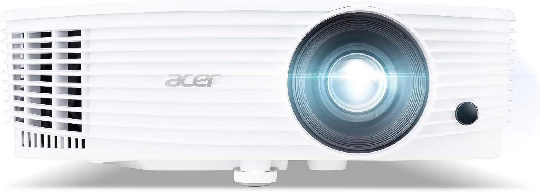 Acer P1355W - Projecteur DLP - Portable - 4000 lumens - WXGA (1280 x 800) - 16:10