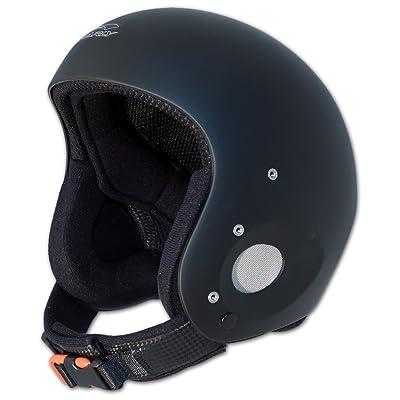 Charly Ace, casque parapente/ski (visière et mentonnière optionnelles)