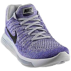 Nike LunarEpic Low Flyknit 2 Women Wolf Grey/Purple Earth 863780-007 (7)