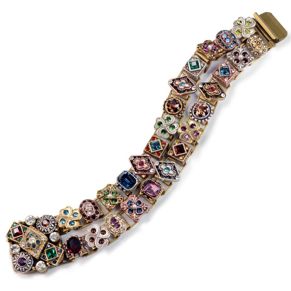 Victorian Bracelet, Renaissance Bracelet, Wedding Bracelet, Slide Bracelet, Wedding Jewelry, Vintage Bracelet, Renaissance Jewelry