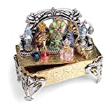 Sweet Romance Miniature Vintage Scene Storyboxes, Jewelry Storage, Keepsake Box, Trinkets