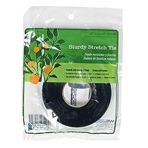 Gardener's Blue Ribbon T007A T007B Sturdy Stretch Tie, 1-Pack