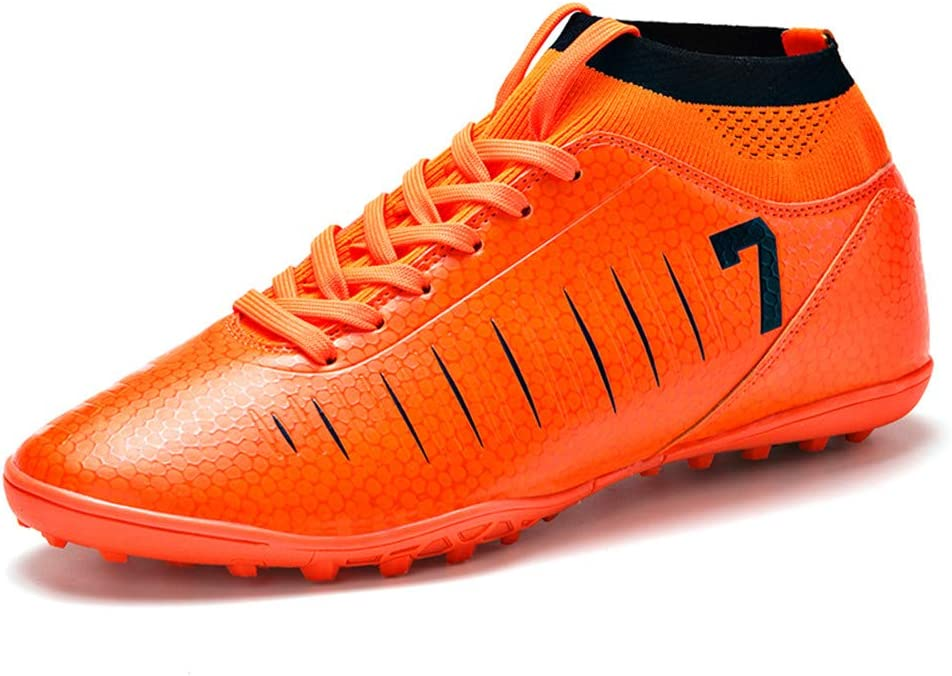 KANGLE Ankle High Tops Soccer Boots