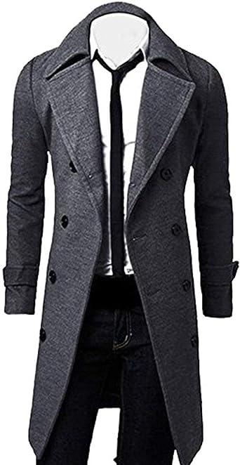 manteau italien vintage homme