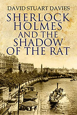 book cover of The Shadow of the Rat