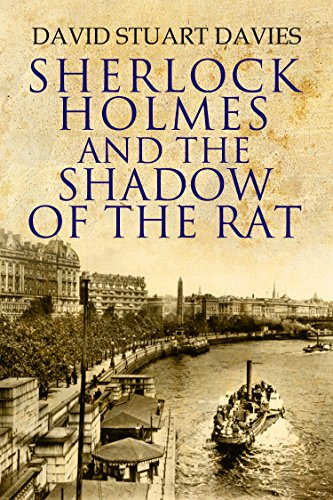 Sherlock Holmes and the Shadow of the Rat cover