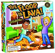 The Floor is Lava - Interactive Game for Kids and Adults - Promotes Physical Activity - Indoor and Outdoor Saf