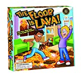 The Floor is Lava - Interactive Game for Kids and Adults - Promotes...