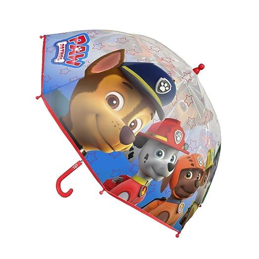 """4 opinioni per Paw Patrol 2400000327- Ombrello per bambini,45cm, motivo: personaggi di """"La"""