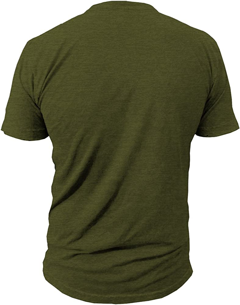 Men This Well Defend Mens 52/48 Premium T-Shirt Made of USA ...