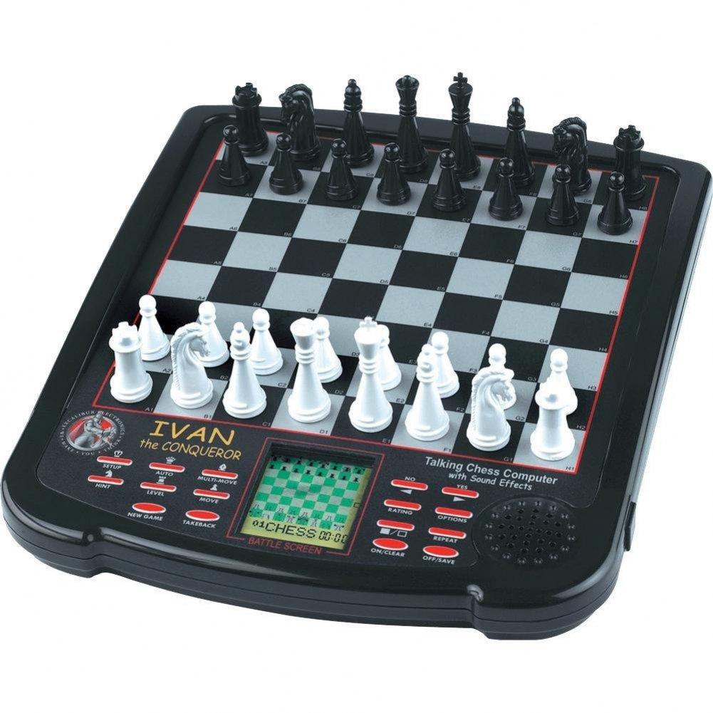 Ivan II The Conqueror Chess