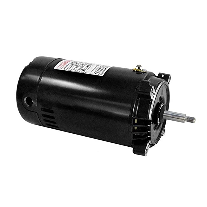 Century Electric ST1052 1/2-Horsepower Single-Phase Full-Rated Round Flange Replacement Motor (Formerly A.O. Smith)