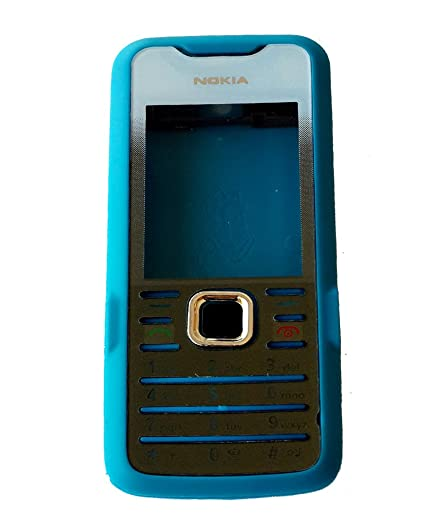 housing nokia 7210 aaaa mobile body panel blue amazon in electronics rh amazon in Nokia N97 Nokia E71