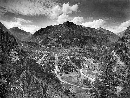 Ouray Colorado 1900s Photo