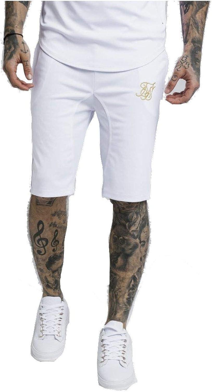 Bermuda Siksilk Zonal Sport Style White /& Gold L