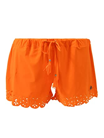 646f83402db3 BANANA MOON Short de Plage Huawei Meow Orange  Amazon.fr  Vêtements ...