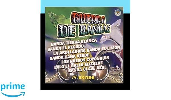 Varios Artistas - Guerra De Bandas, Vol. I - Amazon.com Music