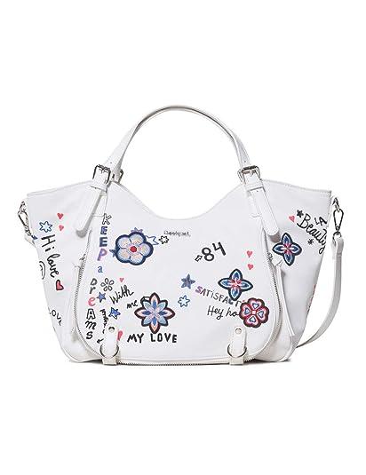Hombro Bolsos Shibuya De WomenShoppers Desigual Bag Rotterdam Y Yb76gyvIf