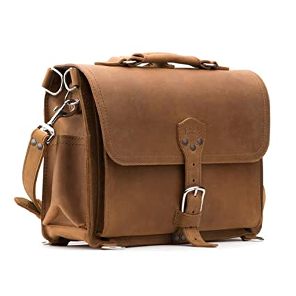 Amazon.com  Saddleback Leather Co. Slim Full Grain Leather 15-inch Laptop  Computer Bag Includes 100 Year Warranty  Computers   Accessories 71809b287a4fe