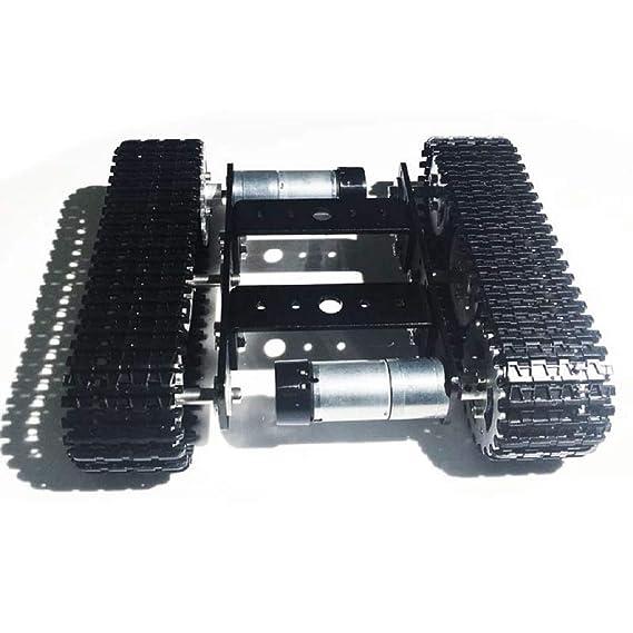 Homyl Kit de Robot Juguete Inteligente Chasis Motores Piezas de ...
