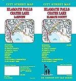 Search : Klamath Falls / Lakeview / Crater Lake, OR Street Map