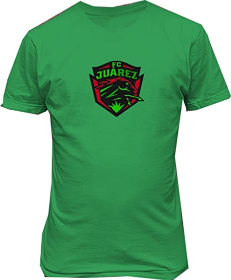 FC juarez bravos mexico T shirt camiseta (small)