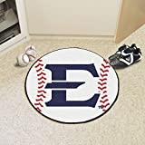 Fanmats Baseball Rug w Official East Tennessee State Buccaneers Logo