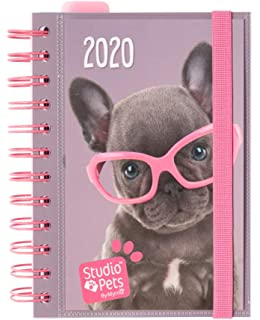 ERIK - Agenda anual 2020 Lily & Val, día página (11,4x16 cm ...