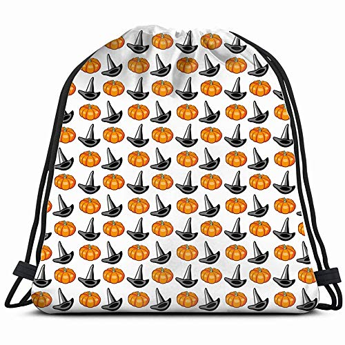 Halloween Image Well Suitable Autumn Objects Drawstring Backpack Gym Sack Lightweight Bag Water Resistant Gym Backpack For Women&Men For Sports,Travelling,Hiking,Camping,Shopping Yoga]()