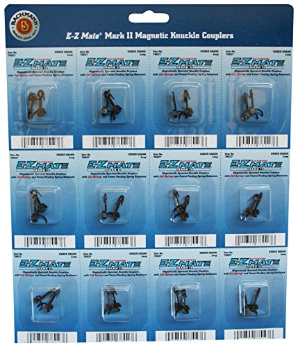Ez Mate Magnetic Knuckle Couplers - 7