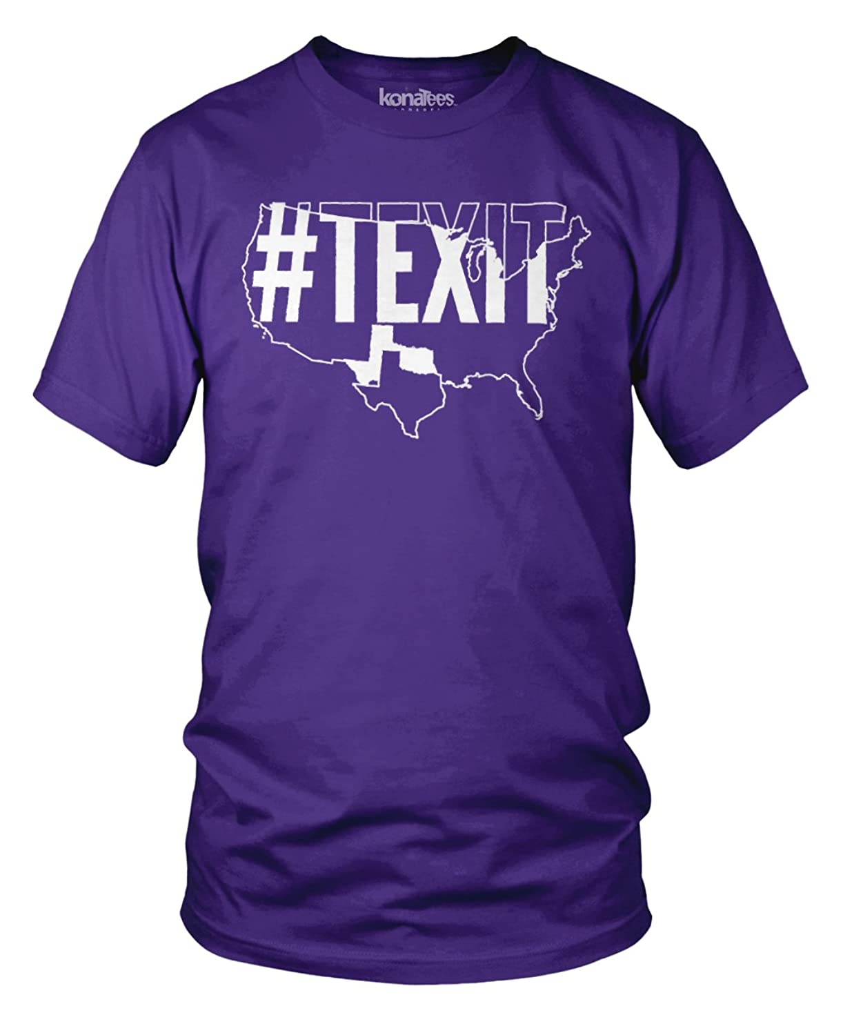 #Texit Lone Star State of Texas Secession Movement T-Shirt