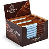 Godiva Chocolatier Belgium Milk Chocolate Bar Gift, 24 Count