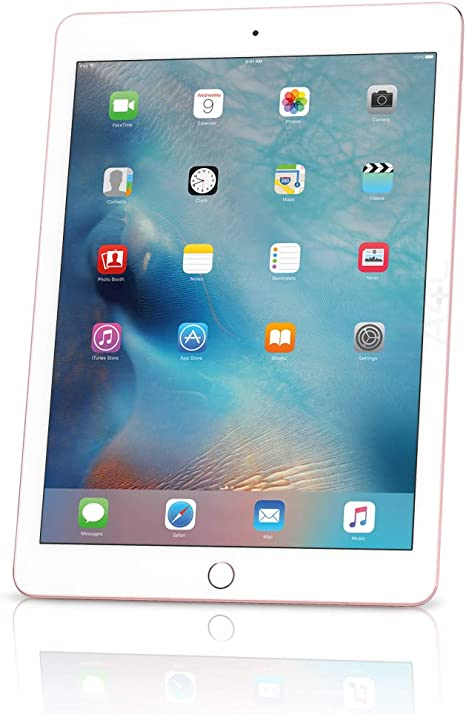 Amazon Com Apple Ipad Pro Tablet 128gb Lte 9 7in Rose Gold Renewed Computers Accessories