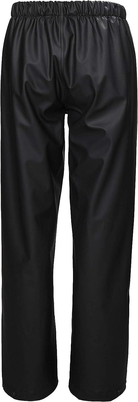 Helly-Hansen Boys Moss Classic Rain Coat Pant with Full Rain Protection