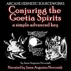 Conjuring the Goetia Spirits