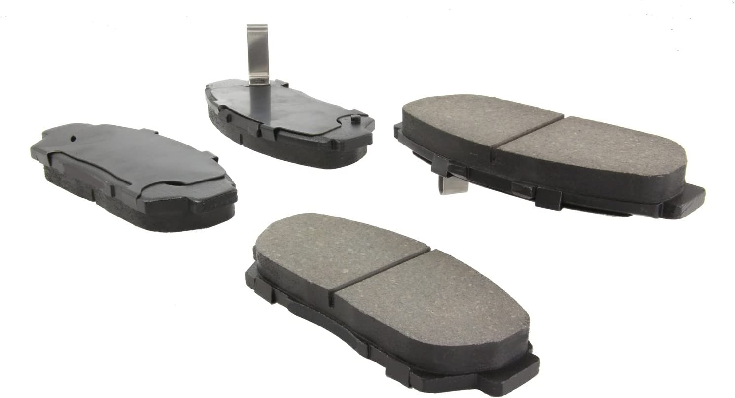 StopTech 309.06170 Charlotte Mall Sport Brake Pads Hardware with Shims 35% OFF and